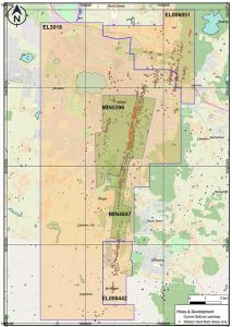 Ballarat Gold Mine - Licenses