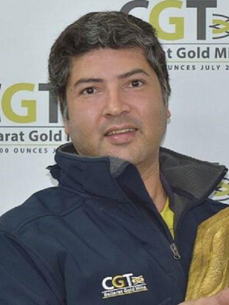 Ballarat Gold Mine - Basu